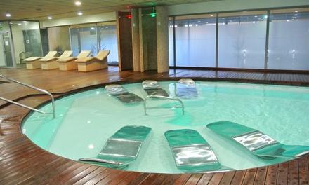Spa y masaje para dos spa body slender complejo acu tico - Spa san sebastian de los reyes ...
