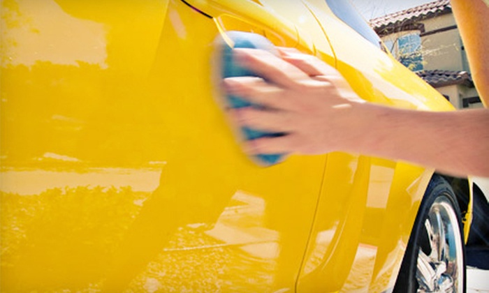 Pure Details - Vancouver: $49 for a Mobile Express Detail and Exterior Hand Wash from Pure Details ($115 Value)