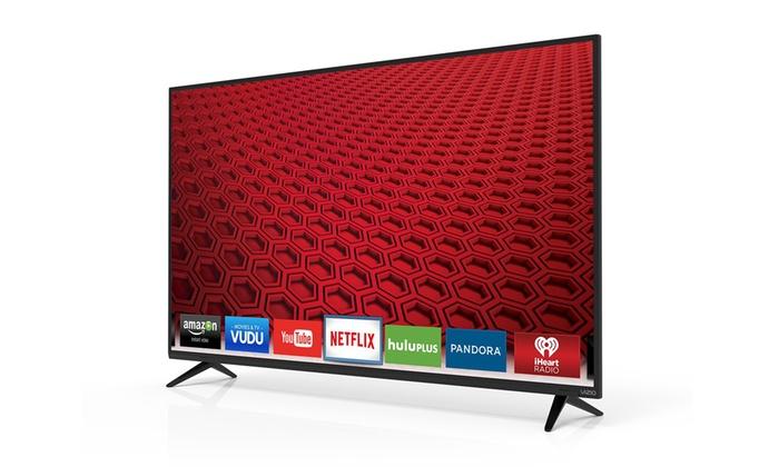 "Vizio 55"" LED 120Hz 1080p Smart HDTV (Refurbished)"