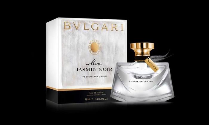 Bvlgari Mon Jasmin Noir Perfume : $52 for a 2.5 Oz. Bottle of Bvlgari Mon Jasmin Noir Eau de Parfum Spray ($105 List Price). Free Shipping.
