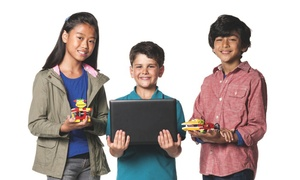 Sylvan Learning Center: Robotics, Computer Coding, or Math Edge Camps at Sylvan Learning (Up to  47% Off). Six Locations Available.