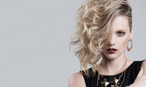 Toni&Guy Hairdressing Academy: Blowouts, or Haircuts with Option for Partial Highlights at Toni&Guy Hairdressing Academy (Up to 53% Off)