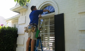 Tulsa Glass Masters: One Hour of Window Cleaning from Tulsa Glass Masters (55% Off)