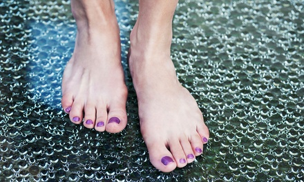 $35 for Natural Herbs Pedicure Treatment at Magen Nail ($85 Value)