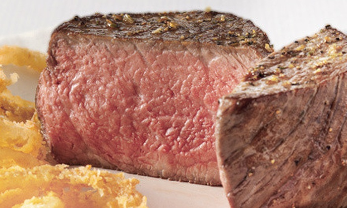 Mecca Supper Club - Edison Park: $15 for $30 Worth of Steaks and Seafood at Mecca Supper Club