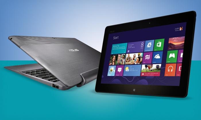 ASUS Vivo Tablet Bundle: $394.99 for ASUS Vivo Tablet with Keyboard Dock & VersaSleeve Bundle ($738.98 List Price). Free Shipping & Returns.
