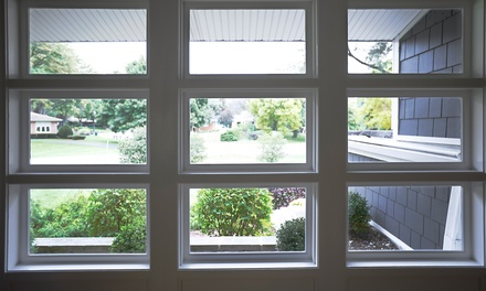 Two Hours of Window Cleaning from Neighborhood Window Cleaning (51% Off)