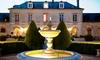 Domaine de Barive - Domaine de Barive: Près de Reims : 1 à 2 nuits avec petit déjeuner, accès spa-jet, et dîner en option au Domaine de Barive 4* pour 2 pers.