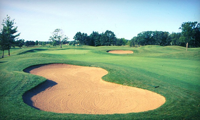 The Emerald Golf Course - Saint Johns: 18 Holes of Golf with Range Balls and Cart Rental for Two or Four at The Emerald Golf Course (Up to 56% Off)