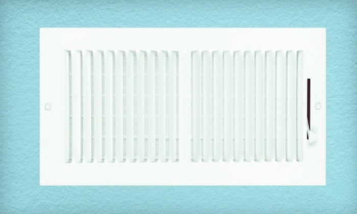 Crystal Clean - Baltimore: $39 for Air-Duct Cleaning for Up to 10 Vents from Crystal Clean ($173.09 Value)