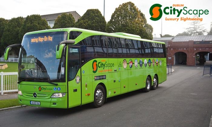 Hop On Hop Off Dublin Bus Tickets ...