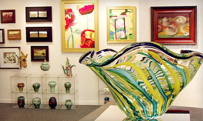 The Garden Gallery - Carlisle: Custom Framing and Restoration Services at The Garden Gallery (Up to 65% Off). Two Options Available.