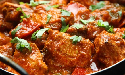 Indian Food at Sitar Indian Cuisine (Up to 40% Off)