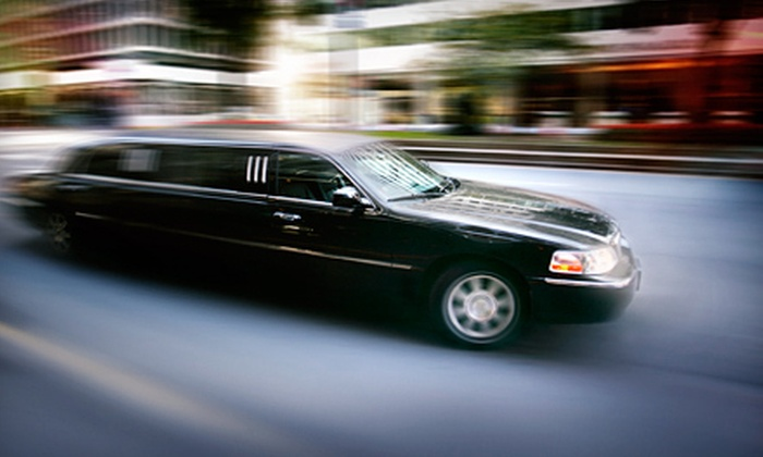 Big Easy Limos - Kenner: One-Way Airport Transportation or Three-Hour Limousine Charter from Big Easy Limos (Up to 58% Off)