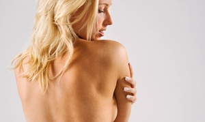 Ashé Laser Med Spa: Laser Hair-Removal Treatments at Ashé Laser Med Spa (Up to 72% Off). Eight Options Available.