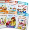 Richard Scarry 8-Book Great Big Schoolhouse Readers Bundle