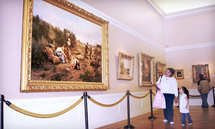 The Haggin Museum - Pacific: Museum Visit for Two, Four, or Six at The Haggin Museum (Up to Half Off)