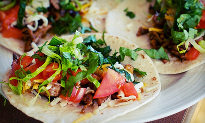 Arriba Mexican Restaurant & Lounge - New Butler: Mexican Food for Two or Four at Arriba Mexican Restaurant & Lounge (Up to 53% Off)