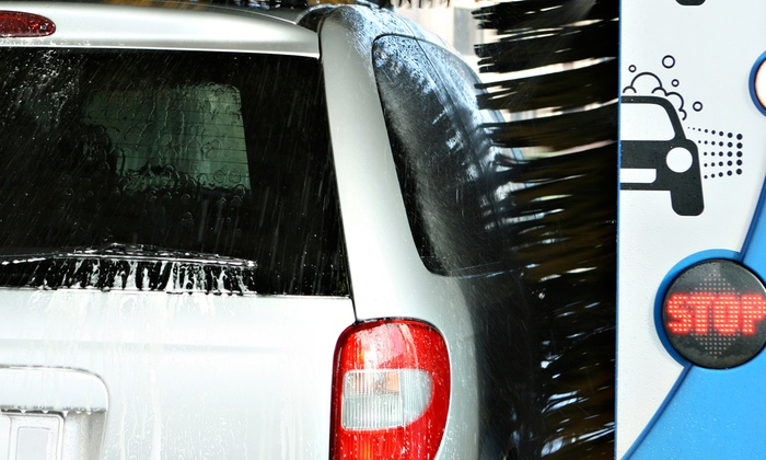 AutoStar Car Wash - Fairland: Car Washes, Detailing, or Headlight Restoration at AutoStar Car Wash (Up to 56% Off). Five Options Available.