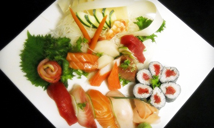 Caviar Japanese Restaurant - Central Business District: $15 for $30 Worth of Sushi and Japanese Fare at Caviar Japanese Restaurant