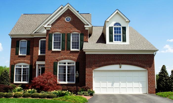 Garage Door and More - Charlotte: Garage-Door Repair or Maintenance Check with Ten-Roller Exchange from Garage Door and More (Up to 62% Off)