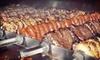Brazil Brasileiro - Northrich: Brazilian Steak-House Cuisine for Two, Four, or Six at Brazil Brasileiro (Up to Half Off)