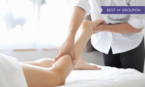 Hilltop Massage Therapy: Reflexology Packages at Hilltop Massage Therapy (Up to 55% Off). Four Options Available.