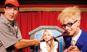 Murray: The Celebrity Magician: Murray: The Celebrity Magician at Sin City Theater on The Mezz (Up to 72% Off)