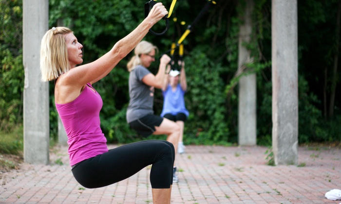Wildly Fit - Ann Arbor: Two Weeks of Unlimited Outdoor Classes or Three Personal-Training Sessions at Wildly Fit (Up to 56% Off)