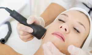 BPLACE: Ultrasonic Peel Facial with a Pressotherapy Session at B PLACE (74% Off)