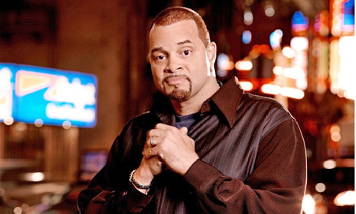 Sinbad - Pabst Theater: Sinbad at The Pabst Theater on Saturday, October 5, at 8 p.m. (Up to Half Off)
