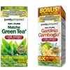 Purely Inspired Garcinia Cambogia and Matcha Supplements