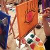 Up to 51% Off BYOB Art Class at One Strange Bird
