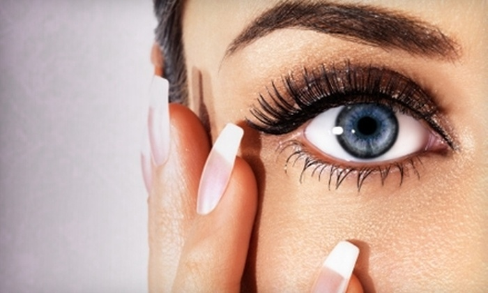 Zanna Grace Skincare at Old World Salon - North Richland Hills: One or Two Layers of Eyelash Extensions with Optional Refills at Zanna Grace Skincare at Old World Salon (Up to 63% Off)