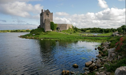 Co. Galway: 1 or 2 Nights with Breakfast, Dinner and Wine at Corralea Court Hotel