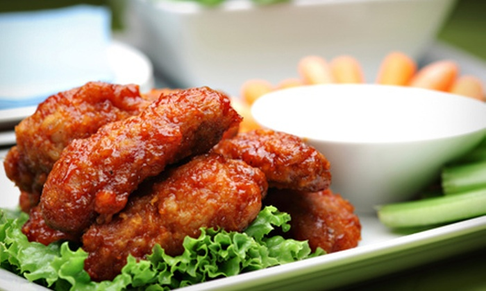 Royal Flavors - Multiple Locations: Barbecue, Salads, and Desserts at Royal Flavors (Half Off). Two Options Available.