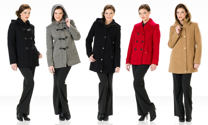 Ellen Tracy Outerwear: Ellen Tracy Outerwear. Multiple Styles Available. Free Shipping and Returns.