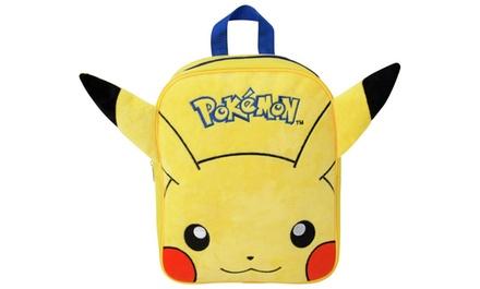 Pokemon Plush Front Backpack for £7.99