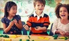 Gymboree Play and Music - Multiple Locations: One-Month Membership and Initiation Fee at Gymboree Play & Music (Up to 72% Off). Three Locations Available.
