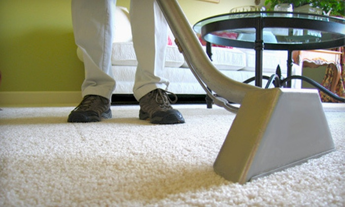 HyperActive Cleaning Technologies, LLC - Green Bay: Three Rooms of Carpet Cleaning or Upholstery Cleaning from HyperActive Cleaning Technologies, LLC (Up to $168 Value)