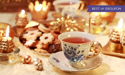 Queen's Mum's Tea for Two, Three, or Four at McKenna Tea Cottage (Up to 51% Off)