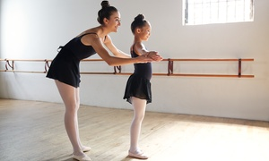 Iron Cross Gymnastics & Dance: One Month of Dance Classes Once or Twice a Week at Iron Cross Gymnastics & Dance (63% Off)