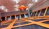 Airtime Trampoline-Westland Park - Westland: C$16 for a One-Hour Trampoline Session for Two at AirTime Trampoline (C$24 Value)