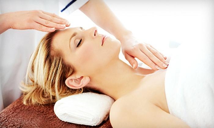 Natural Healing and Massage - Downtown High Point: 75-Minute Reflexology Treatment, 75-Minute Reiki Session, or 75-Minute Massage at Natural Healing and Massage (53% Off)