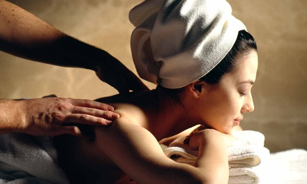 Holiday Spa Package with Vitamin C Facial, Hand Treatment, Massage, and Eye Treatment at Spa Zara (67% Off)