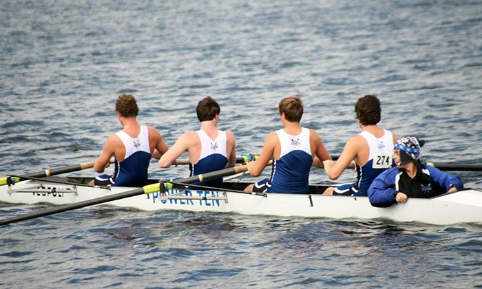 North Orlando Rowing - Orlando Rowing Club Boathouse: 4- or 12-Week Rowing Program For Middle or High School Students at North Orlando Rowing (Up to 51% Off)