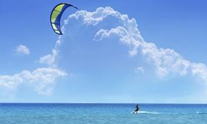 Nate's Kiteboarding University: Kiteboarding, Sailing, or Paddleboarding Lesson at Nate's Kiteboarding University (Up to 60% Off)
