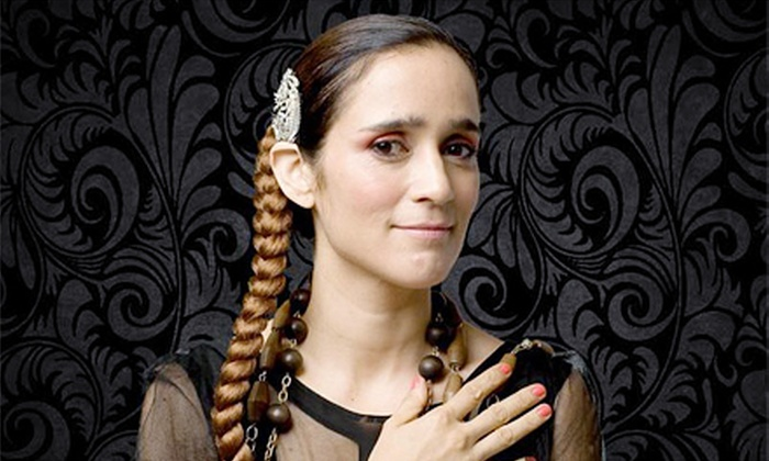 Julieta Venegas, Los Momentos Tour 2013 - Comerica Theatre: $25.85 to See Julieta Venegas, Los Momentos Tour 2013 on Friday, October 18, at 8 p.m. (Up to $47 Value)
