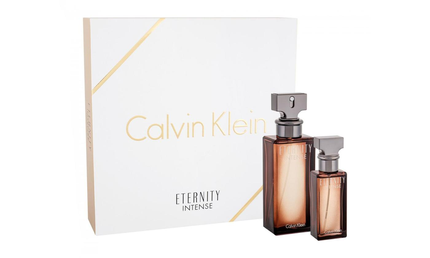 Calvin Klein Eternity Intense Eau de Parfum for Women 30ml and 100ml Gift Set