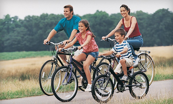 Kent Cycle - Kent: Two or Four Four-Hour Bike Rentals at Kent Cycle (Half Off)
